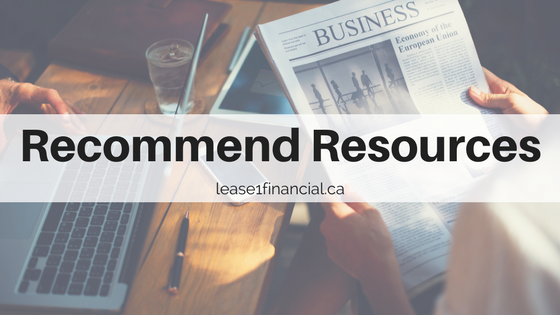 Lease 1 Financial Recommended Resources